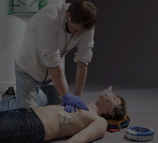 HeartSine Automatic Defibrillator