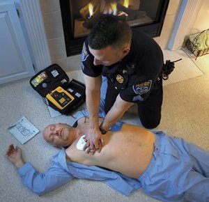 Free Defibrillator Training from Defib Machines