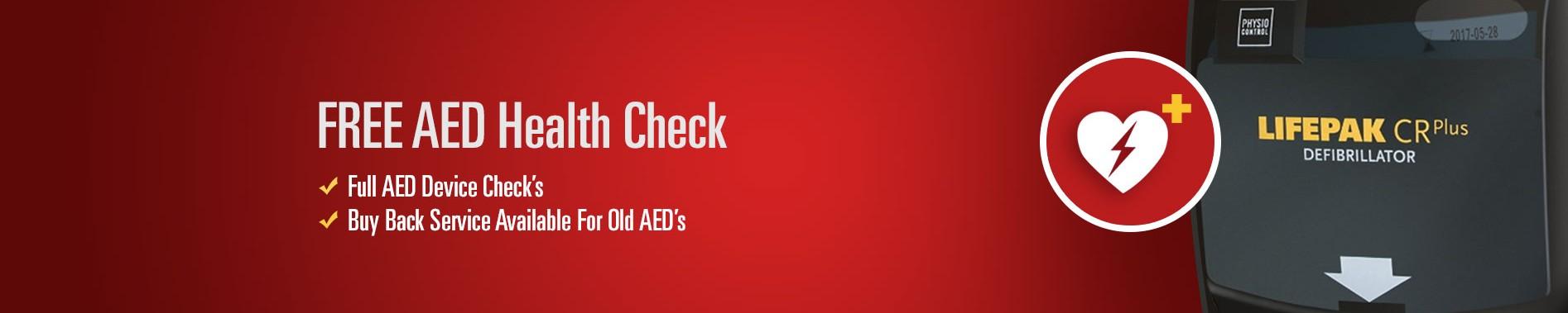 Health Check Banner