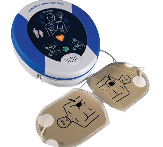 HeartSine Defibrillator